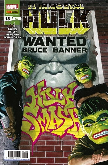 El Inmortal Hulk #18 (#93)