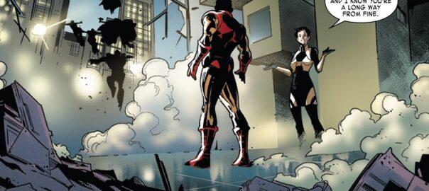 Tony Stark: Iron Man #14