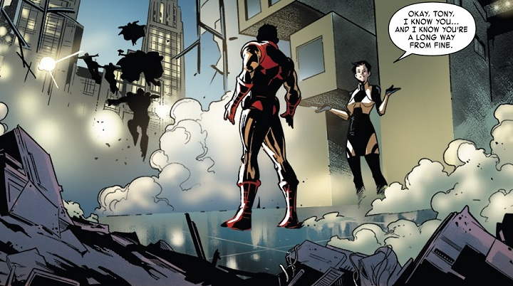 Tony Stark: Iron Man #14