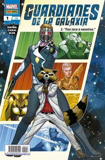 Guardianes de la Galaxia #1 (#76)
