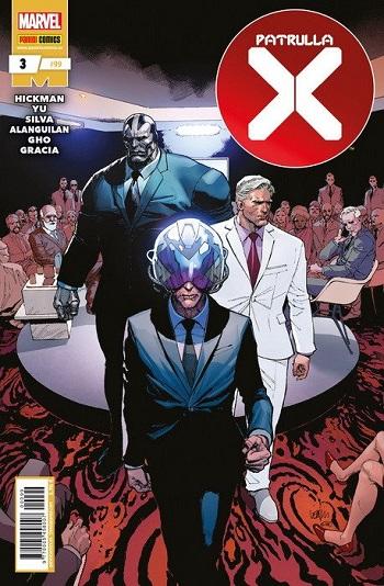 Patrulla X #3: Amanecer de X