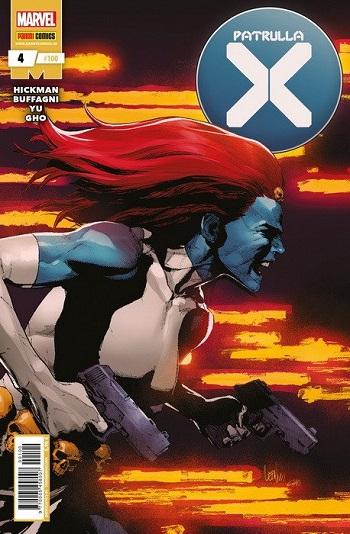 Amanecer de X: Patrulla X #4