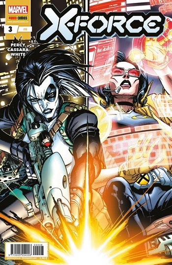 X-Force #3: Amanecer de X