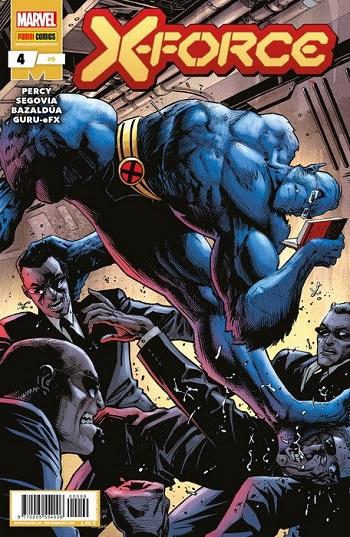 X-Force #4: Amanecer de X