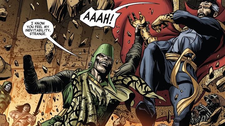 Salvajes Vengadores #9
