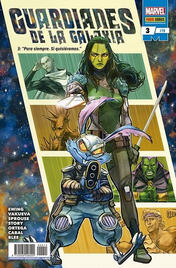 Guardianes de la Galaxia #3 (#78)