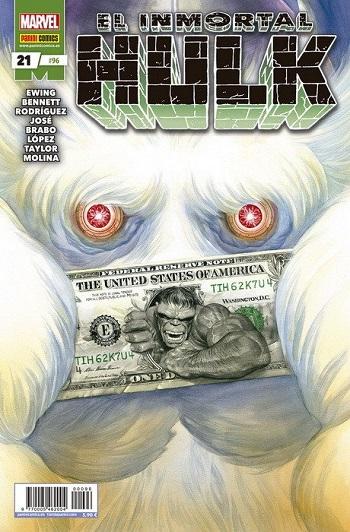 El Inmortal Hulk #21 (#96)