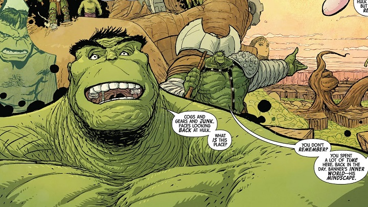 El Inmortal Hulk #22 (#97)
