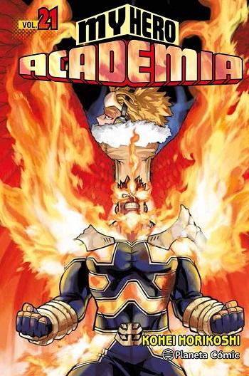 My Hero Academia #21