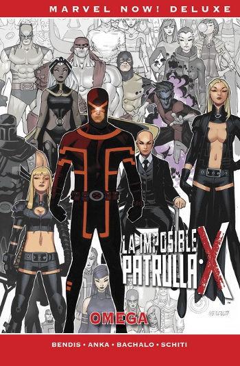 La Patrulla-X: Omega