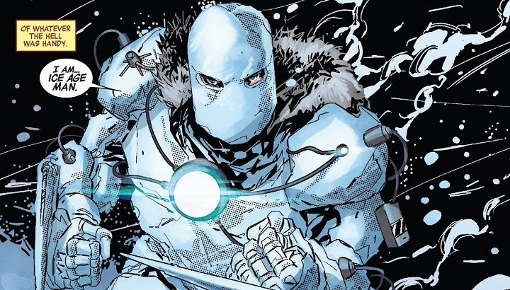 Los Vengadores #19 (#118)