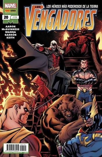 Los Vengadores #20 (#119)