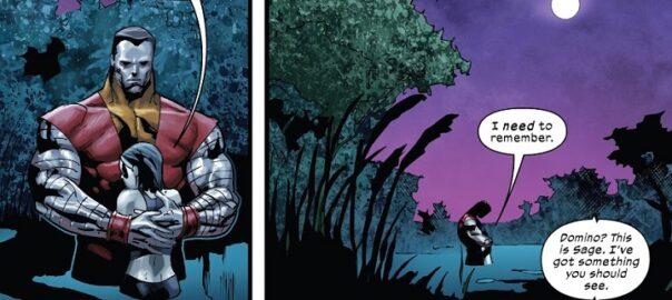 X-Force #5: Amanecer de X