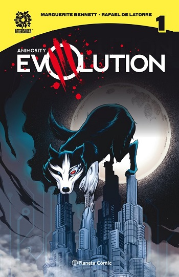 Animosity Evolution #1