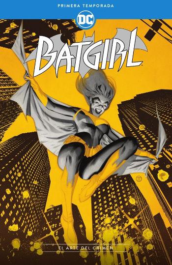 Batgirl. El arte del crimen