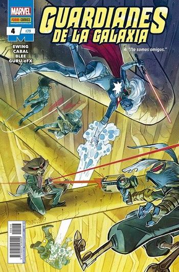 Guardianes de la Galaxia #4 (#79)