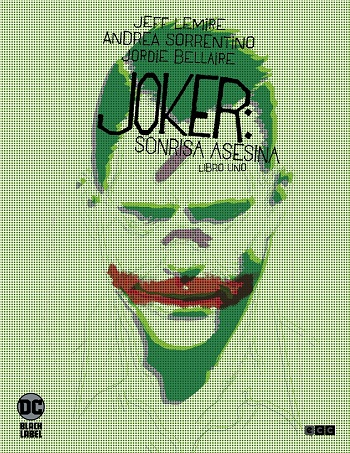 Joker: Sonrisa Asesina #1