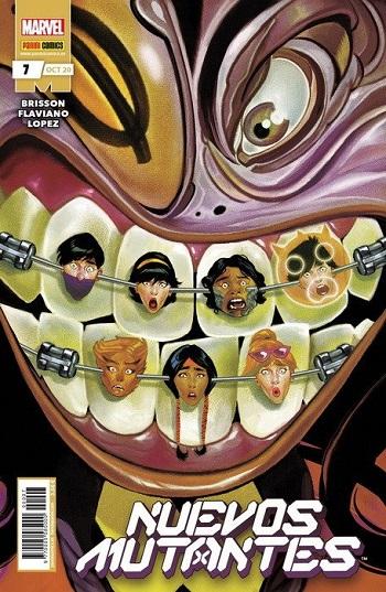 Nuevos Mutantes #7: Amanecer de X