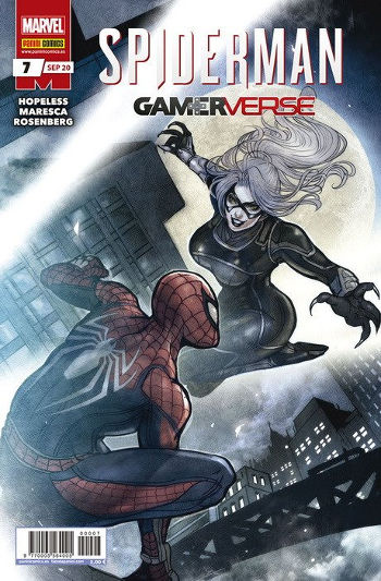 Spiderman: Gamerverse