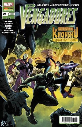 Los Vengadores #21 (#120)