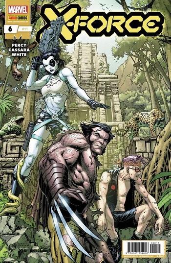 X-Force #6: Amanecer de X