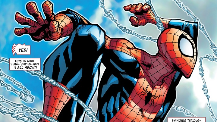 El Asombroso Spiderman: La Suerte de Estar Vivo