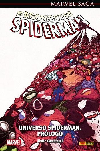 El Asombroso Spiderman: Universo Spiderman - Prólogo