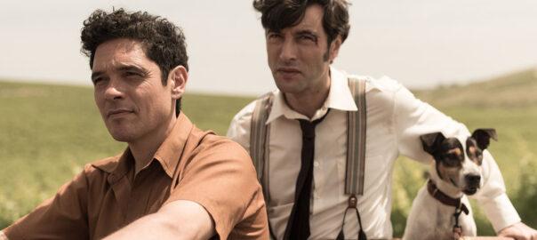 Pablo Molinero y Javier Rey