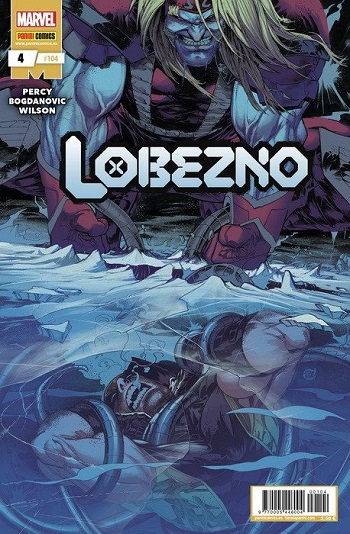 Lobezno #4 (#104)