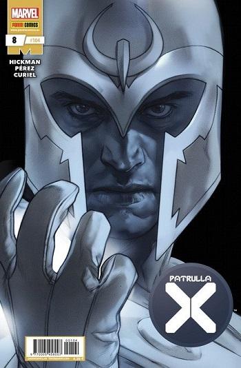 Patrulla-X #8: Amanecer de X