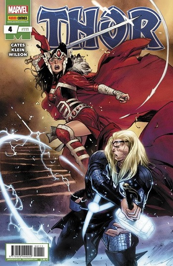 Thor #4 (#111)