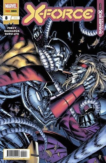X-Force #8: Amanecer de X