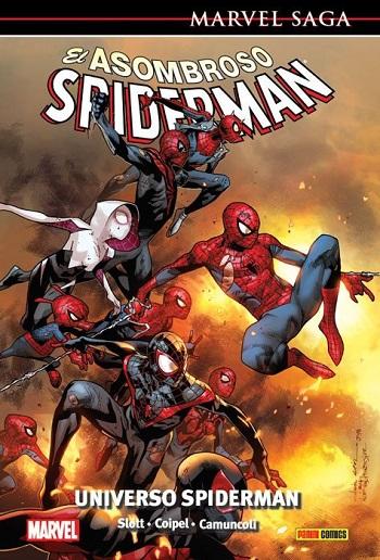 El Asombroso Spiderman: Universo Spiderman