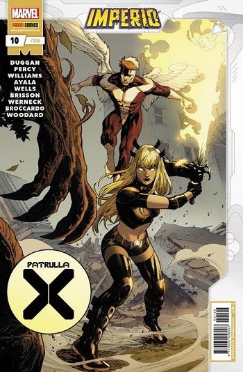 Patrulla X #10: Amanecer de X