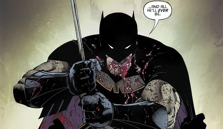 Batman: El Último Caballero de la Tierra