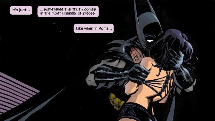 Catwoman: Si vas a Roma - DC Black Label