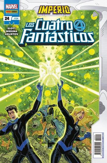 Los 4 Fantásticos #24