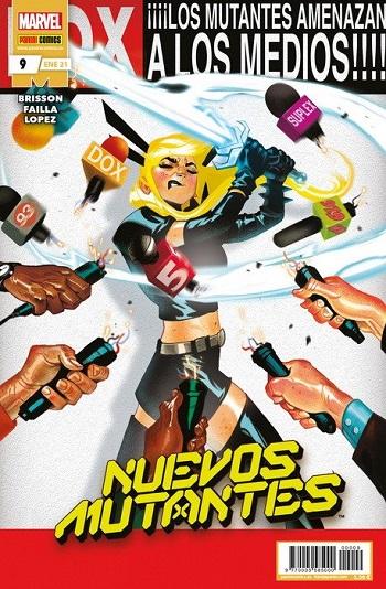 Nuevos Mutantes #9: Amanecer de X