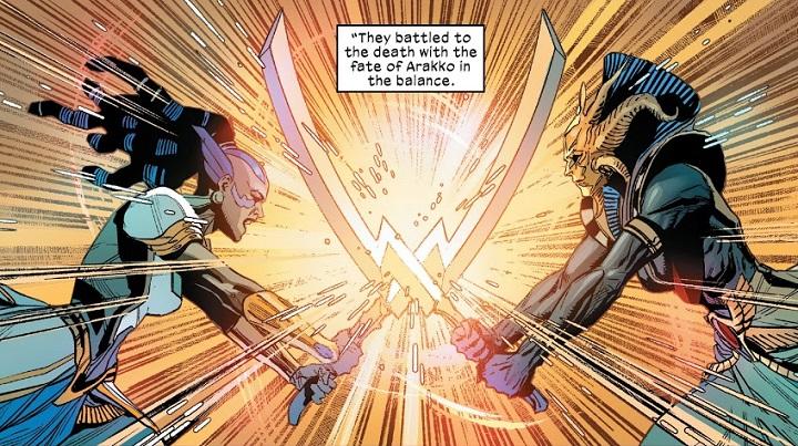 Patrulla X #14: X de Espadas