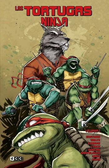 Las Tortugas Ninja #1