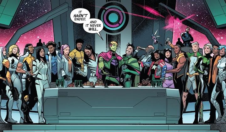 Los Vengadores: Imperio - El Día Después