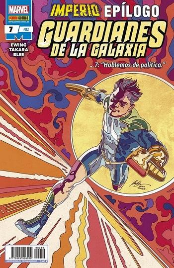 Guardianes de la Galaxia #7 (#82)