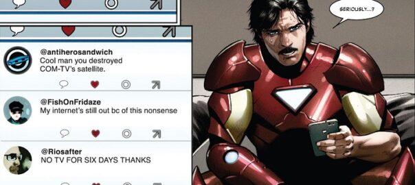Iron Man #1 (#120)