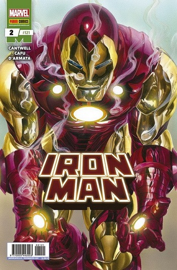 Iron Man #2 (#121)