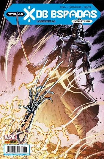 Lobezno #6: X de Espadas