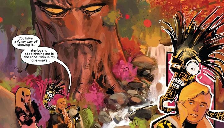 Nuevos Mutantes #10: X de Espadas