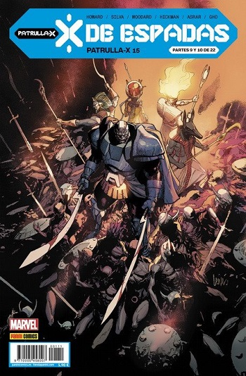 Patrulla-X #15: X de Espadas