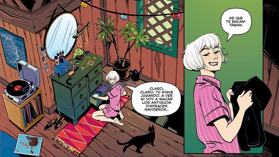 Sabrina: La bruja adolescente