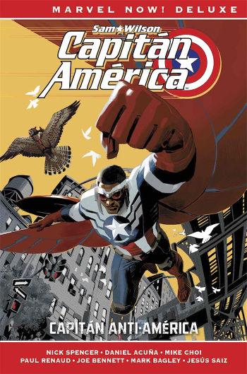 Sam Wilson: Capitán América