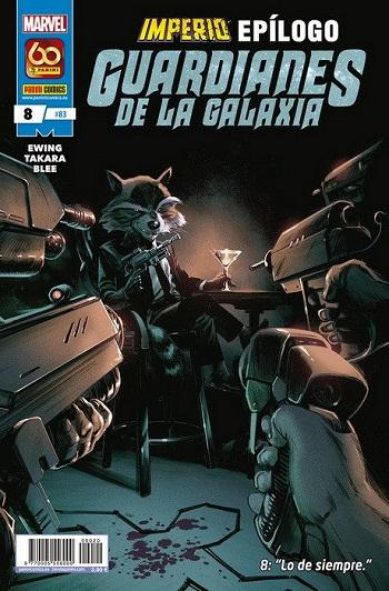 Guardianes de la Galaxia #8 (#83)